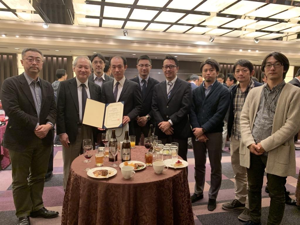 門田先生が、呼吸病態研究会研究奨励賞を受賞しました!(11/5)